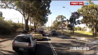Perth Drivers Blocking Ambulances | March 12, 2013