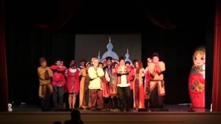 Le comité des fêtes de Montchanin - LA CROISIERE S'AMUSE 2015