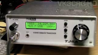 Youkits TJ6A 6 Band SSB & CW QRP Amateur Transceiver Kit