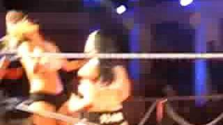 Repeat youtube video My wrestling match for NWWL/WTWL