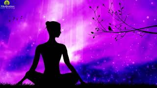 Melting Away Stress & Anxiety l Mindfulness Yoga Meditation Music l Peaceful Relaxing Music