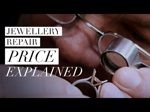 How Much Does Jewellery Repair COST? Top 5 Factors