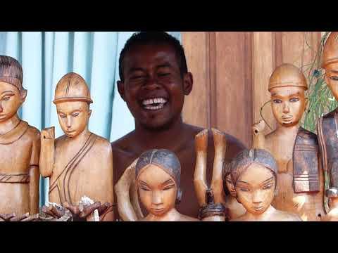 BABA JAH P GO TO MADAGASCAR   MORONDAVA   ÉPISODE 3  DU PORT VERS NOSY KELY   HD 1080