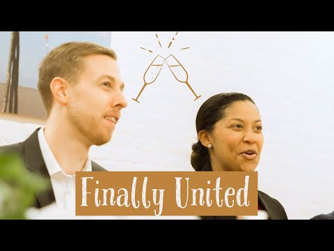 We tied the knot?! Our Registered Partnership (Slideshow)