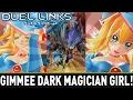 Grinding For Dark Magician Girl! 10K Damage Deck! | YuGiOh Duel Links Mobile w/ ShadyPenguinn
