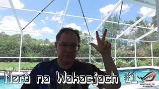 Nerd na Wakacjach #1 - Starcraft 2 - Legacy of the Void - Floryda