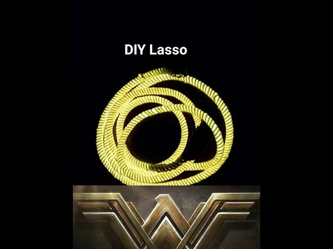 DIY Light-up Lasso: Wonder Woman Cosplay Part 7.