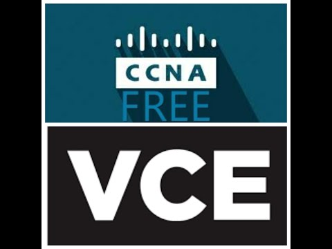 How To Download Free & 100% Valid .VCE File And Practice CCNA  Exam   Pass CCNA Exam Sure Guaranteed