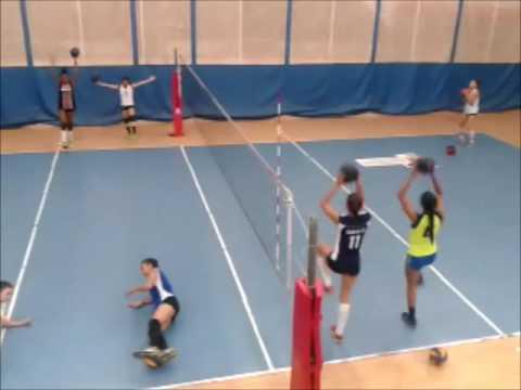 Circuito de entrenamiento funcional voleibol youtube for Entrenamiento funcional