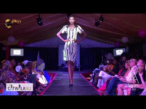 Alfa Cante. Yaws@10 Fashion for Cancer, Kololi Beach Resort.The Gambia(07-07-2017)