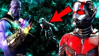 Antman Is The STRONGEST Avenger! Will Antman Will Defeat Thanos? - In Avengers 4