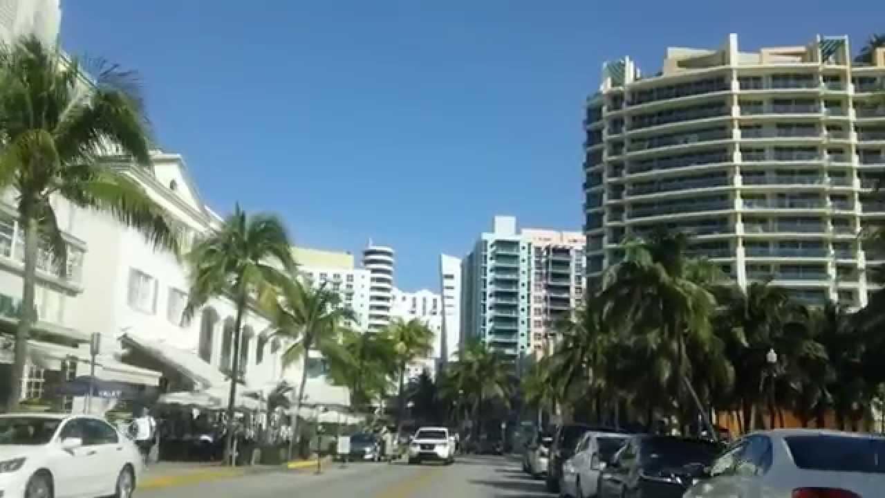Venue In South Beach Miami