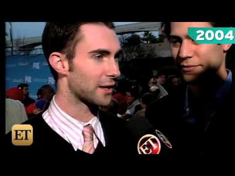 Flashback Friday: ET's First Interview With Maroon 5, 10 Years Later