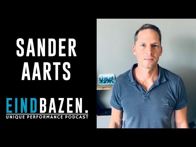 #196 Sander Aarts - Het leven van Nederlands best getrainde militair