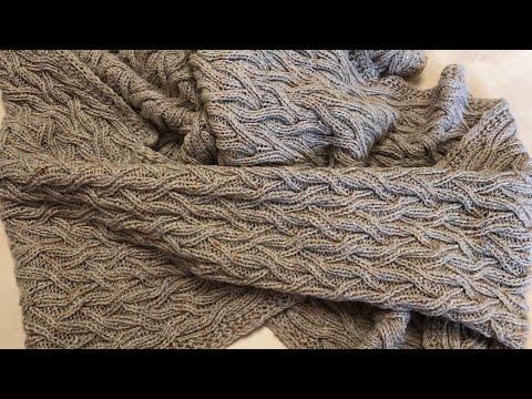 Вязание спицами, пряжа Loro Piana Bottonato, кашемир и шелк.