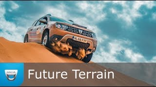 Ex-military rehabilitation charity Future Terrain and Dacia - Carta Rallye
