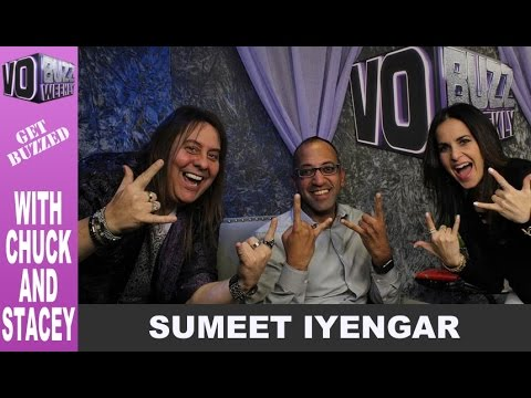 Sumeet Iyengar PT1 - Voiceover Agent at CESD Talent EP211