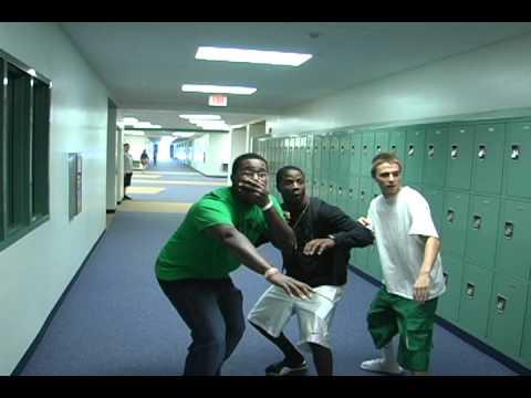 Island Coast High School Zombie Dance