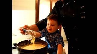 Zuppa inglese  - Chef Shady e Leo in cucina per Berghoff