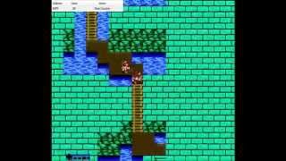 Final Fantasy III - Yet another way to skip encounters with Select buffer