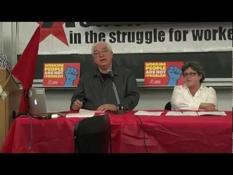 Civil Liberties Under Attack -- Fight Back! Socialism 2011 PART 5