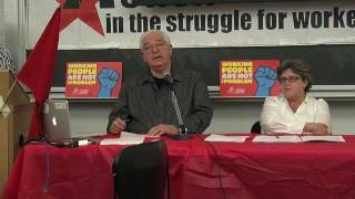 Civil Liberties Under Attack -- Fight Back! Socialism 2011 PART 5