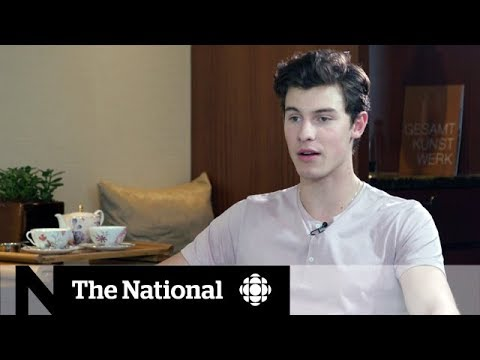 Shawn Mendes talks music and anxiety