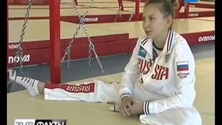 Выигравшая ЧЕ кубанская гимнастка Дарья Скрыпник отправилась на восстановительный сбор