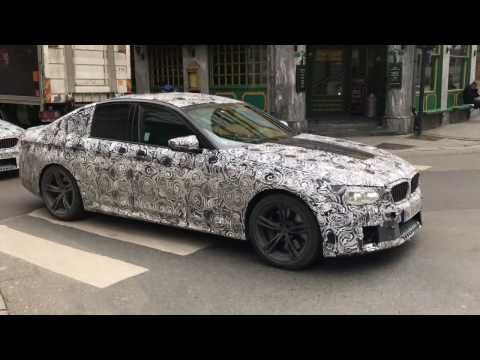 BMW M5 Oslo Centre