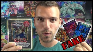CLASSIC YuGiOh Invasion of Chaos Unboxing & FULL ART GOD CARDS!! #MMM