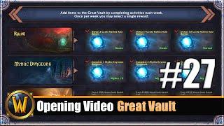 Opening Video: Great Vault #27