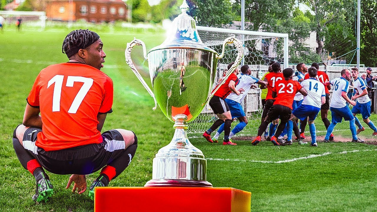 """Under The Radar FC vs Bayswater RK - CUP FINAL! """"ALL OR NOTHING!"""""""