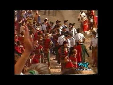 93a Giostra del Saracino 13 settembre 1997