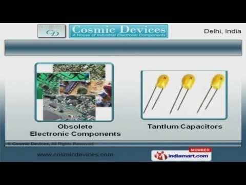 Industrial Electronic Components by Cosmic Devices, Delhi