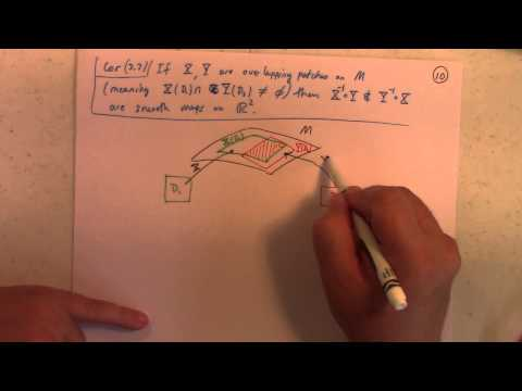 Differential Geometry: Lecture 12 part 5: TpM the tangent space