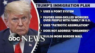 President Trump to announce immigration overhaul