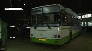 Более 40 автобусов МУП «ЯПАК» переводят в пригородные поселки Якутска