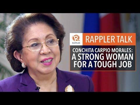 Rappler Talk: Ombudsman Conchita Carpio Morales
