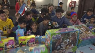 Kids in Need Get Surprised With This Year