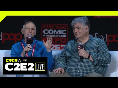 The Cast Of Animaniacs: Full Panel | C2E2 2019 | SYFY WIRE