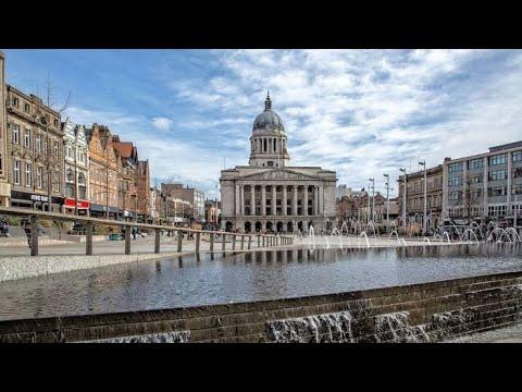 A tour of Nottingham