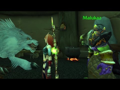 World Of Warcraft Quest Info: Welcoming The Wolf Spirit