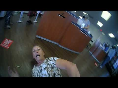 VIDEO: Woman arrested for refusing to wear face mask at Galveston bank