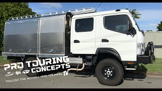 Pro Touring - FUSO Canter Truck Build