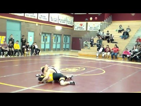 132 Santino Pagliuca vs Mtn Point