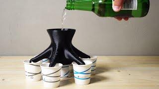 3D 프린터로 마법같이 책상 정리하기