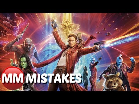 10 Guardians of the Galaxy 2 MOVIE MISTAKES You Didn't Notice - Guardians of the Galaxy Vol. 2 Movie