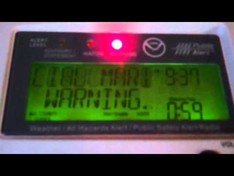 Special Marine Warning (EAS #999!)