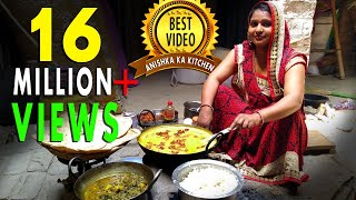 VILLAGE BREAKFAST MORNING ROUTINE | INDIAN MORNING ROUTINE 2018 | DAILY INDIAN KITCHEN ROUTINE
