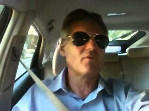 Magnus Hellberg in Los Angeles Daily Dashboard Update on September 14th 2012, 86 F and HOT